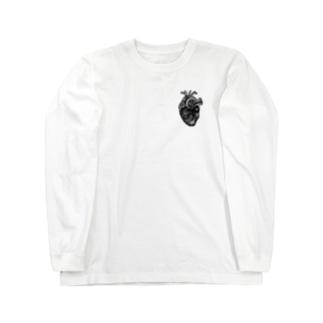 深臓 Long sleeve T-shirts