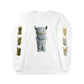Monster Long sleeve T-shirts