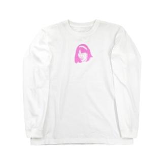 ブサイク Long sleeve T-shirts