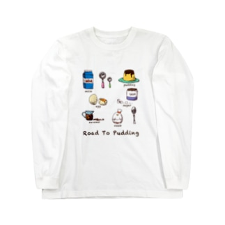 Road To Pudding Long sleeve T-shirts
