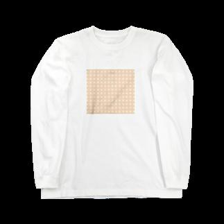 MOYOMOYO モヨモヨのモヨーP135 Long sleeve T-shirts