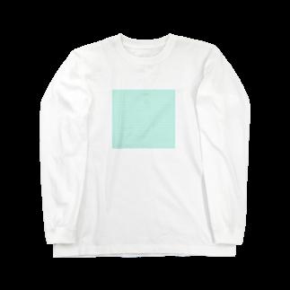 MOYOMOYO モヨモヨのモヨーP136 Long sleeve T-shirts