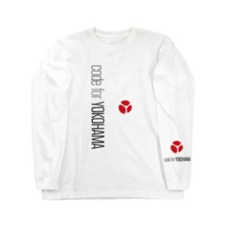 Code for Yokohama スマホケース Long sleeve T-shirts