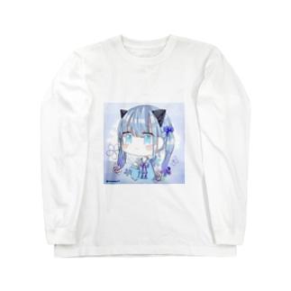 Rula Nemu ロングスリーブTシャツ Long sleeve T-shirts