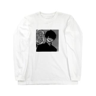 海外版東京喰種 Long sleeve T-shirts
