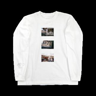 MI9のメリーゴーランド Long sleeve T-shirts