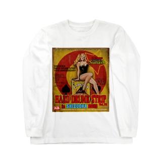 静岡HDS 10th記念 ロングスリーブ Long sleeve T-shirts