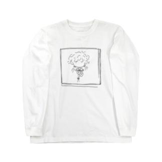 そばかす Long sleeve T-shirts
