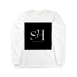 SitH LOGO(Black) Long sleeve T-shirts