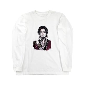 ホセさん Long sleeve T-shirts