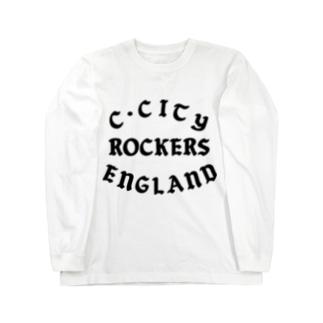 c.city rockers Long sleeve T-shirts