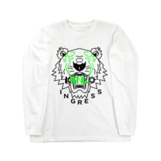 KENLO TIGER Long sleeve T-shirts
