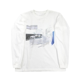 silver interior Long sleeve T-shirts