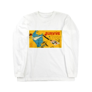 SURVIVE!! #2 Long sleeve T-shirts
