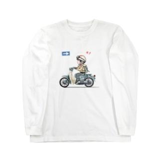 リトルカブ  女子 Long sleeve T-shirts