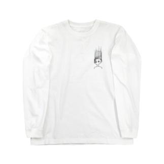 む Long sleeve T-shirts