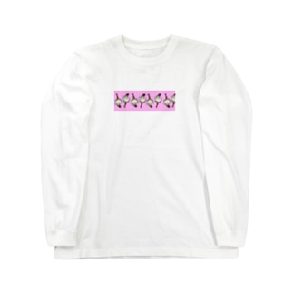 ティンカーベル岡田 Long sleeve T-shirts