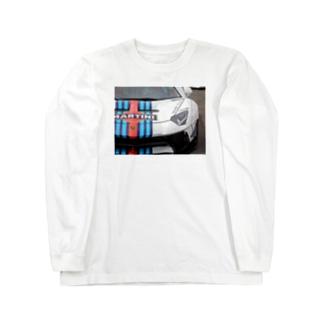 僕が撮ったアヴェンタドール Long sleeve T-shirts