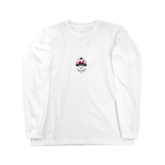 emblem Long sleeve T-shirts