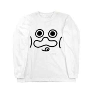 おおさま ビッグ Long sleeve T-shirts