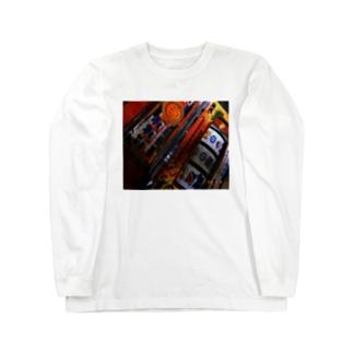 功夫遊戯 Long sleeve T-shirts