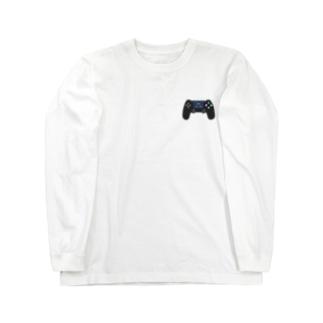 ゲームと人生 Long sleeve T-shirts