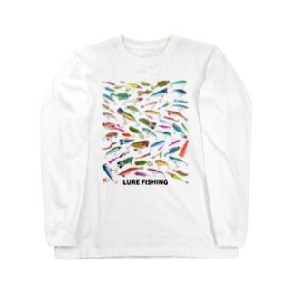 ルアー_2 Long sleeve T-shirts