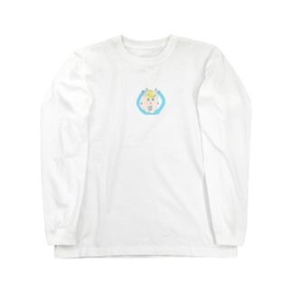 何でもマルにする心の広い人ロンTver Long sleeve T-shirts