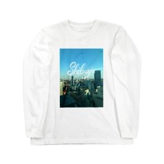 Shibuya Long sleeve T-shirts