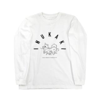 INUKAKI Long sleeve T-shirts