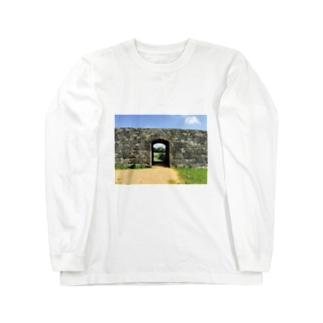 zakimi castle Long sleeve T-shirts