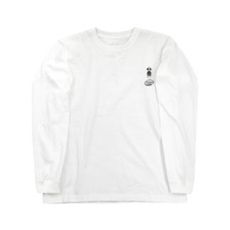 真空管ECC83黒 Long sleeve T-shirts