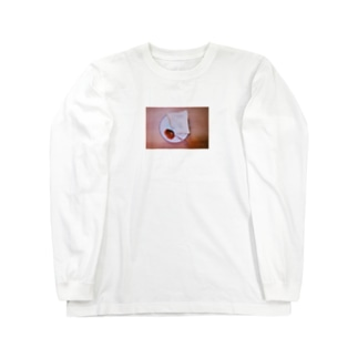 イチゴジャム Long sleeve T-shirts