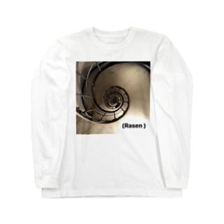 (Rasen) Long sleeve T-shirts