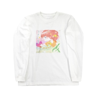 genie1ymのさつまいも Long sleeve T-shirts