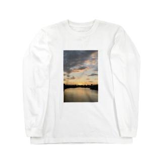 a・sa・hi Long sleeve T-shirts