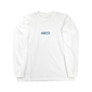 ABCD Long sleeve T-shirts