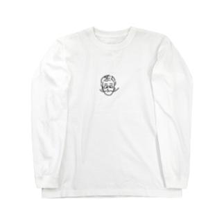 ダリ Long sleeve T-shirts