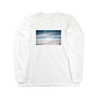 あの日の空 Long sleeve T-shirts