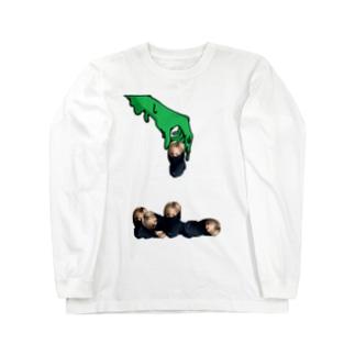 夏目長い地獄イキTEE Long sleeve T-shirts