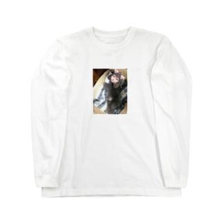 あにょん Long sleeve T-shirts