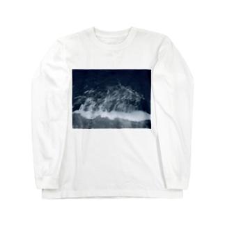 umibe logo Long sleeve T-shirts