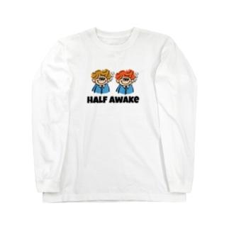 Sleeping twins Chad & Teddy Long sleeve T-shirts