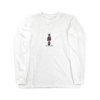 量産品女 Long sleeve T-shirts
