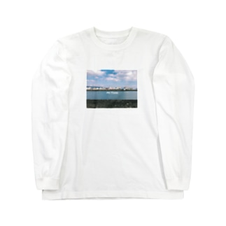 My Town Long sleeve T-shirts