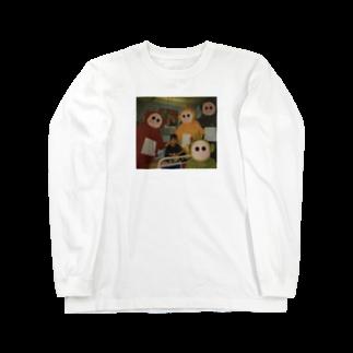 マッスルなつにゃあのふぁんしー Long sleeve T-shirts