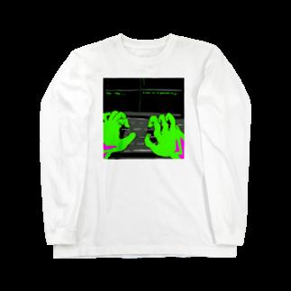 Keita Roimoのhacker news Long sleeve T-shirts