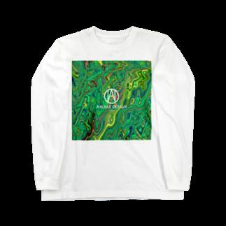 AWAKE_DESIGNのawake340 Long sleeve T-shirts