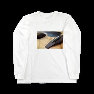 murasakiiroのアイムアギタリスト Long sleeve T-shirts
