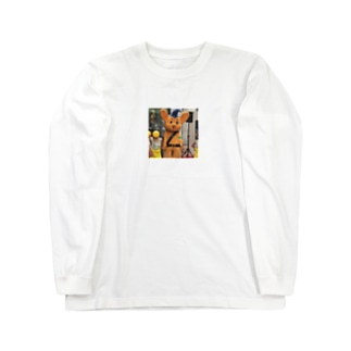 ピーポーくん Long sleeve T-shirts